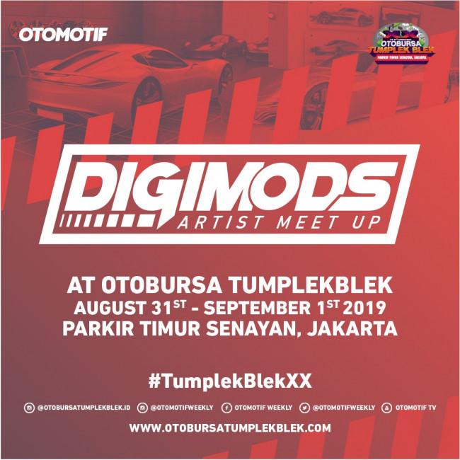 DIGIMODS MEET UP OTOBURSA 2019